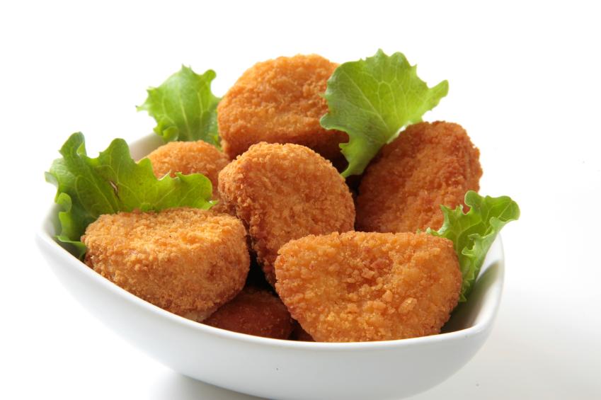 Chicken Nuggets — Rezepte Suchen