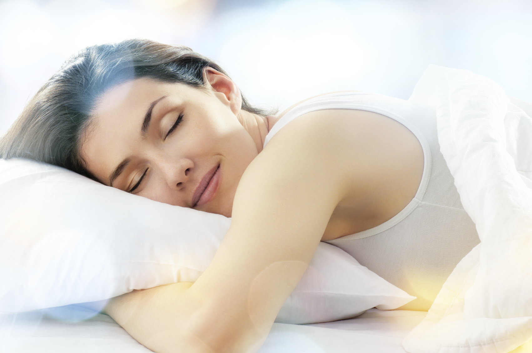 Ever get that foggy, sluggish feeling when you first get up in the ...: isafyi.com/5-ways-to-a-better-nights-sleep