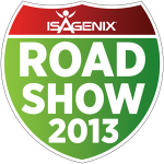Isagenix is Hitting the Road