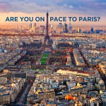 Are You On Pace for a Trip to Paris?