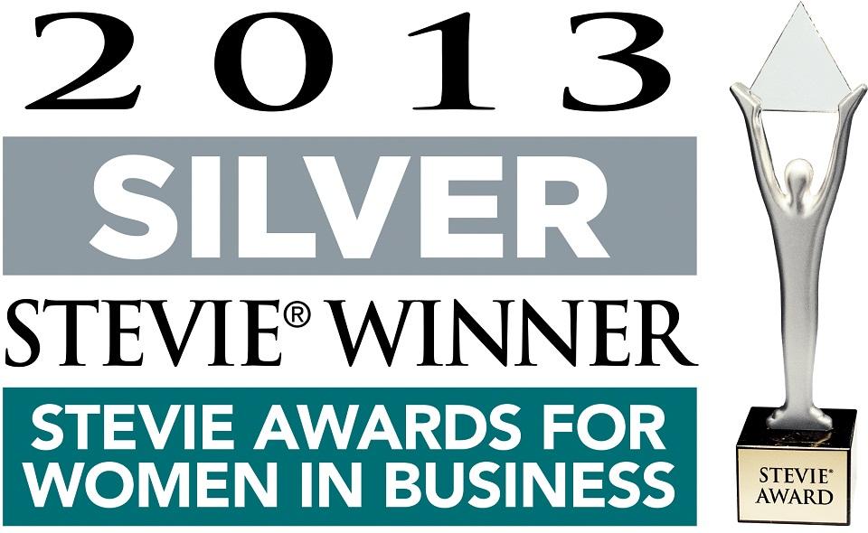 Silver Stevie logo