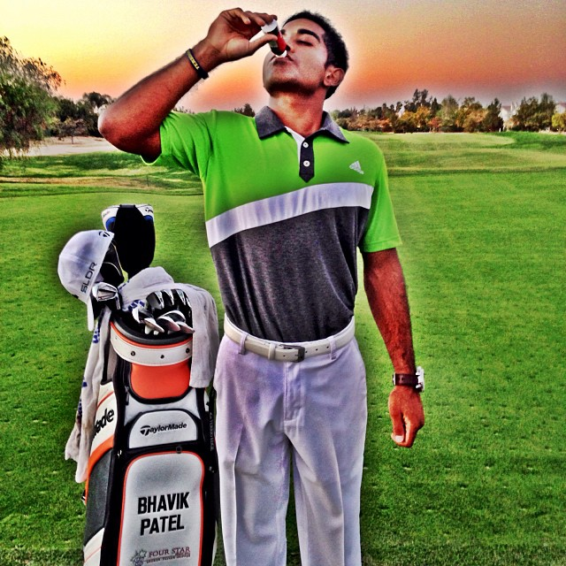 Pro-Golfer Partners With Isagenix to Fuel His Dreams