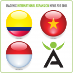 Isagenix International Expansion News for 2014