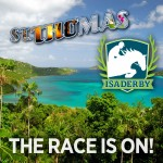 The Race to St. Thomas is On