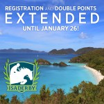 IsaDerby Sign Up & Double Points Extended