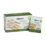 Sour Cream & Chive Whey Thins Temporarily Unavailable in Canada