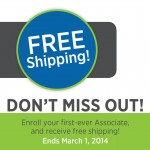 Free Shipping Ends March 1. Don't Miss Out!