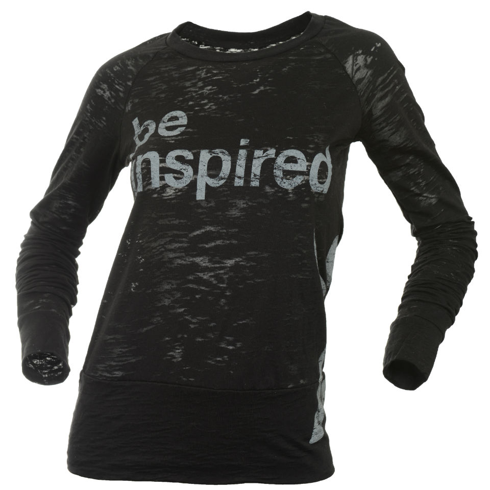 New IsaGear_Be Inspired Shirt