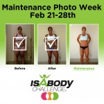 IsaBody Challenge Top Achievers Judging Deadline Approaching