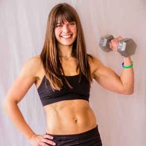 Kayla is a personal trainer in Isagenix