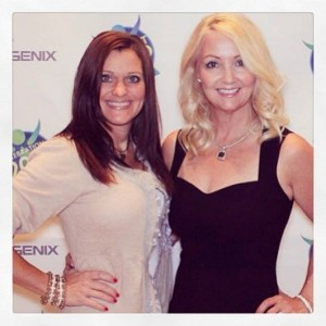 Daphne and Her Isagenix Mentor Jill B.