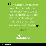 MyIsagenix : A Business Tool You Can't Afford to Miss!