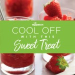 Cool Off This Summer with this Refreshing Healthy Treat