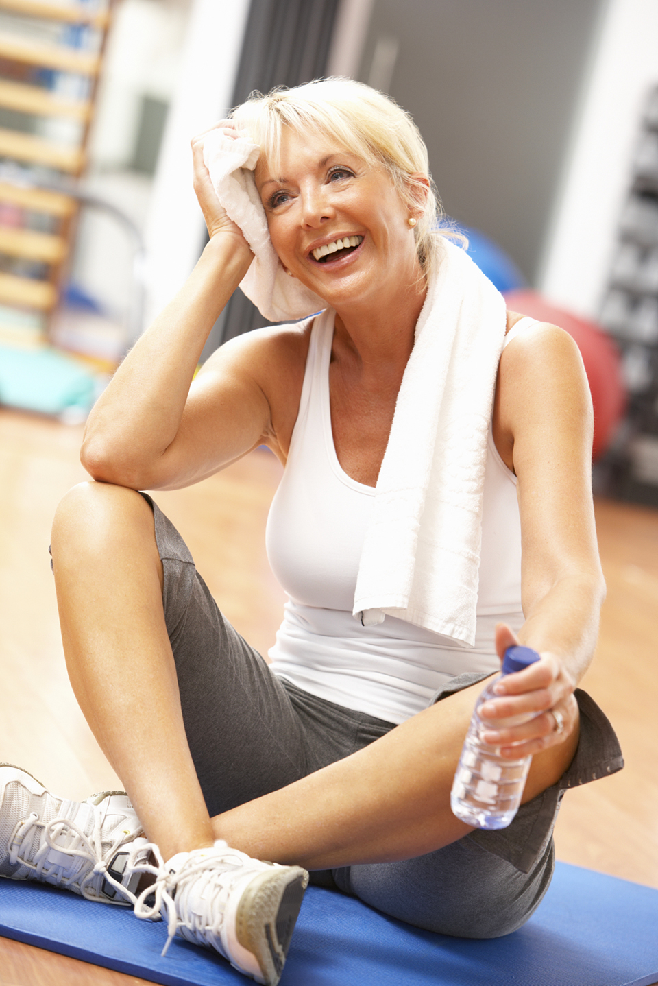 Mature Muscle Women Stock Photos, Pictures & Royalty-Free