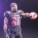 Ottawa Redblack Player Maintains Stamina With Isagenix