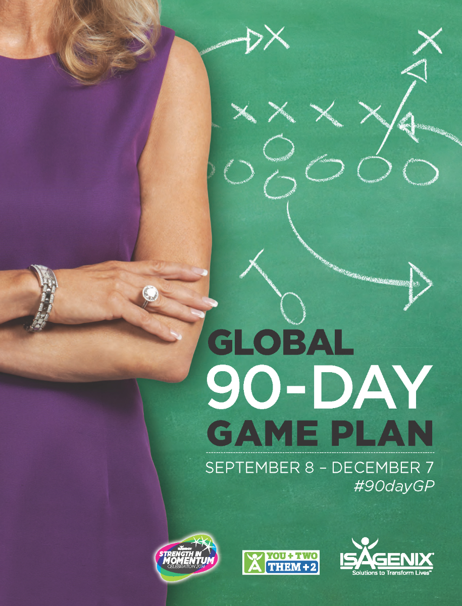 The 90-Day Action Plan Has Landed!