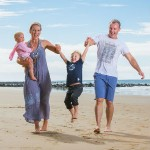 Aussie Parents of Two Trade Exhaustion for Fulfillment