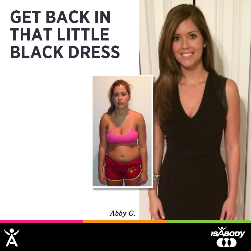 Little Black Dress Transformation