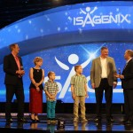 Isagenix Reveals Ben's Wish Live at 2014 Celebration