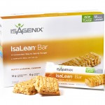 Unwrap This Tasty Addition to The IsaLean Bar Family