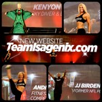 TeamIsagenix.com Takes Our Athletes to a Whole New Level