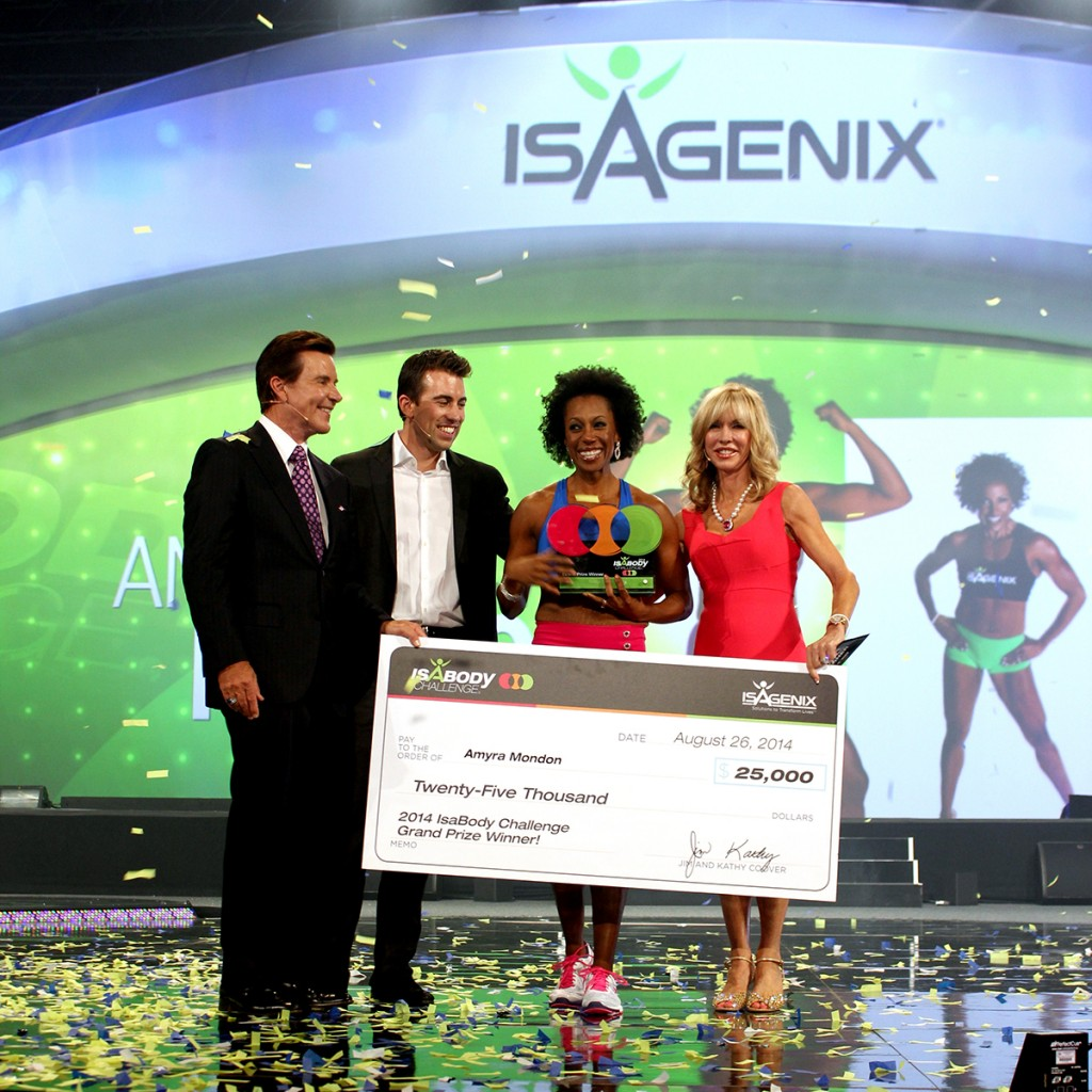 IsaBody Challenge Winner
