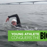 Young Swimmer Conquers The Big Swim Fueled with Isagenix