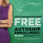 Free Isagenix Autoship Enrollment** for Launch Party Week!