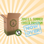 2014 U.S. Summer Cooler Program Now Over