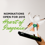 Nominations Open for 2015 Heart of Isagenix Award