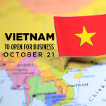 Vietnam Will Open for Business October 21