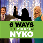 Get Recognized Onstage at New Year Kick Off