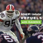 Retired NFL Linebacker Jamir Miller Refuels with Isagenix