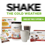 Shake Off the Cold Weather with These 3 Tasty Options