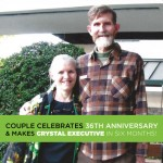 Couple Celebrates 36th Anniversary and Makes Crystal Executive in Six Months!