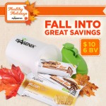 Fall Into Great Savings! Our $10 Seasonal Deal Won't Last Long.