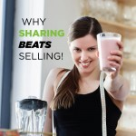 3 Reasons Sharing Beats Selling