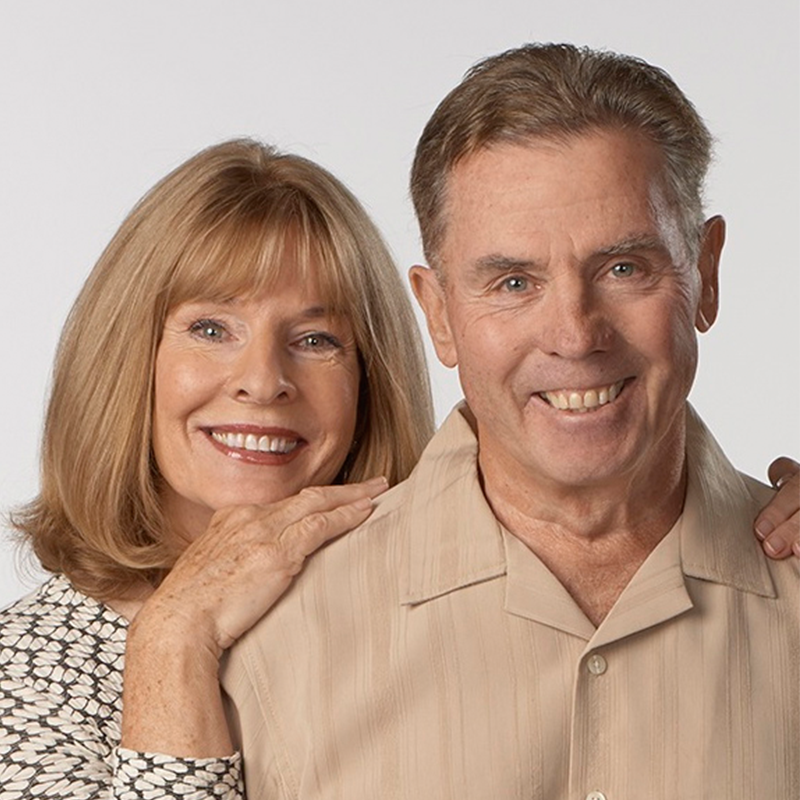 Frank and Kathy