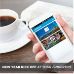 Looking for New Year Kick Off Information? There's An App For That!