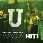 First Colombia IsaU is a Hit!