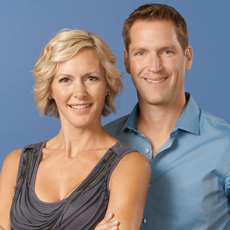 Kari-Lyn and Shawn