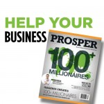 Prosper Magazine Helps You Introduce Isagenix Business Opportunity