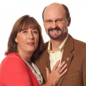 Randall and Betsy