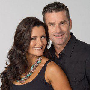 Sarah and David