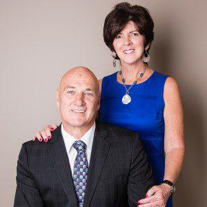 Sue and Glenn