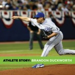 Former MLB Player Brandon Duckworth Pitches Lifestyle Change