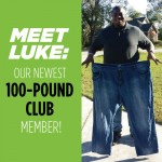 Our Newest 100-Pound Club Member Luke