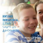 Wish Kid Ben Shares His Adventure to Australia (Video)
