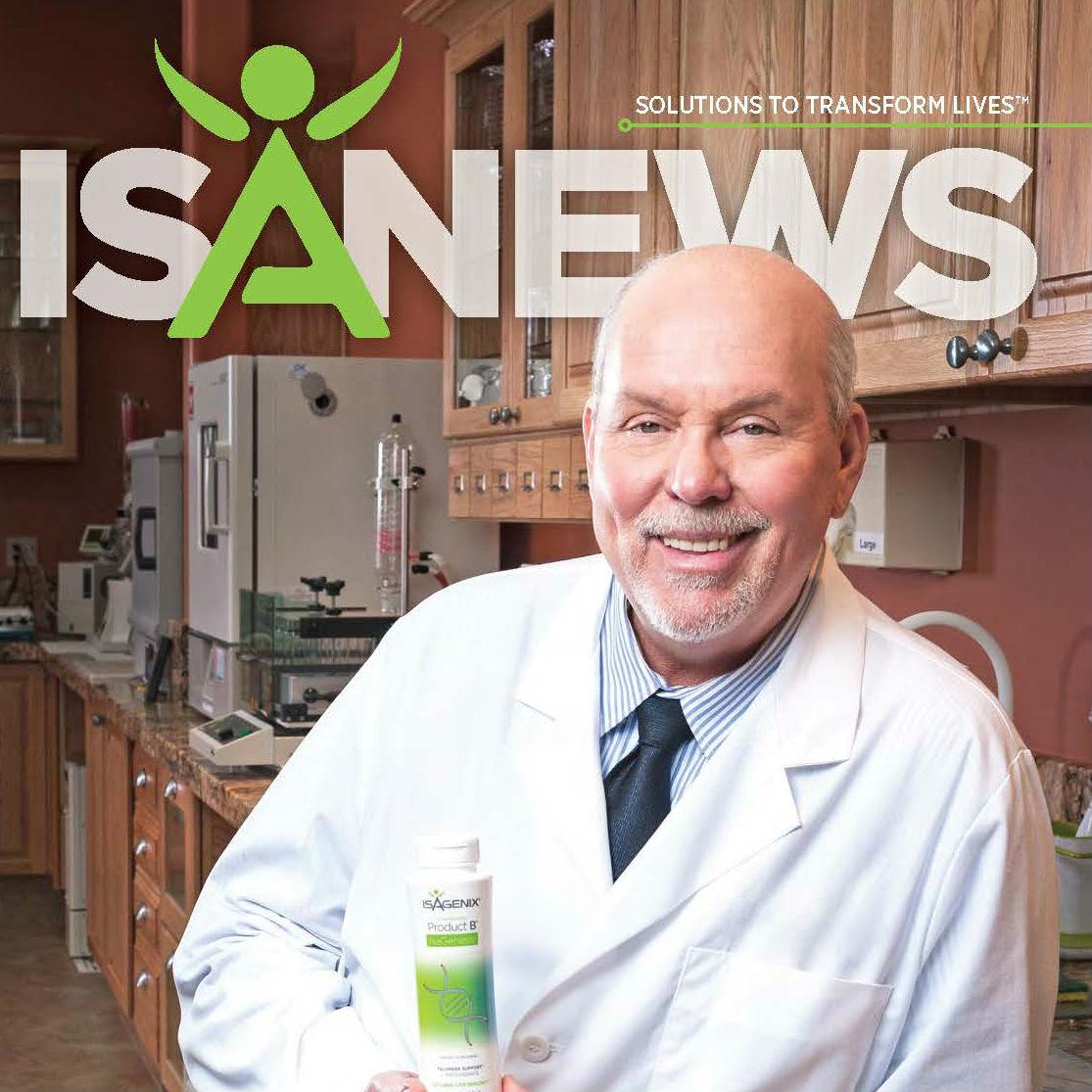 IsaNews Winter 2015