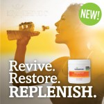 New Product! Introducing Replenish: A New Kind of Sports Drink